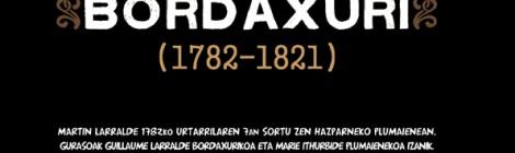 """""""Bordaxuri"""" bertsolari aldizkarian"""